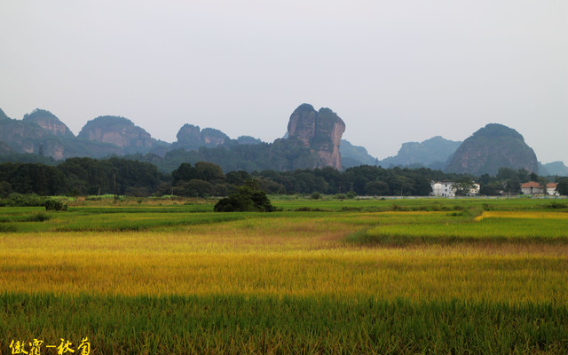 2015国庆西行记:这个假期,我去江西看峰,随风随云放飞心境!
