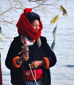 [泸沽湖游记图片] 踏过走婚桥,走进那片迷人而神秘的泸沽湖