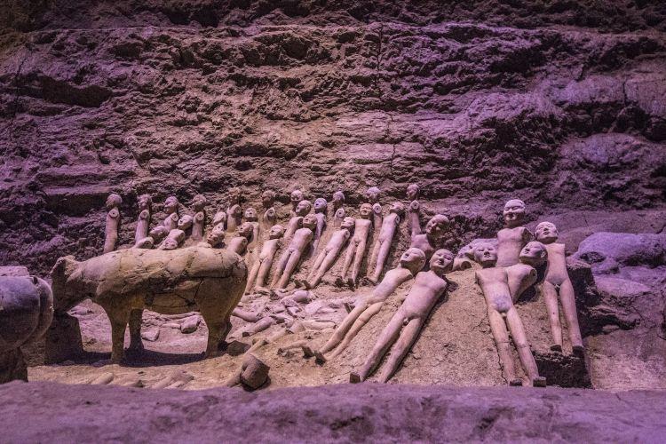 Hanyang Mausoleum Museum2