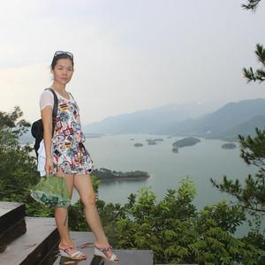 高州游记图文-湖光山色  美在玉湖