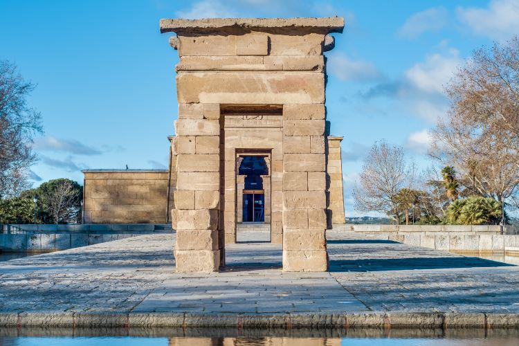 Temple of Debod2