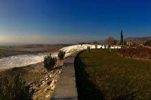 冬季大约爱琴海