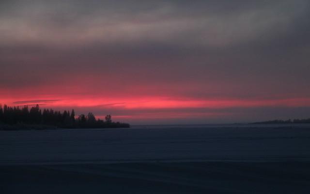 在世界尽头呼唤爱:芬兰极北之旅