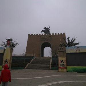 凯旋王国主题游乐园旅游景点攻略图