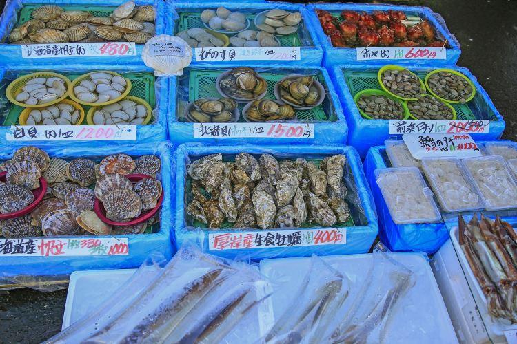 Hakodate Morning Market4