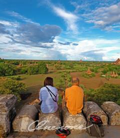 [仰光游记图片] 缅甸,雨季不再来