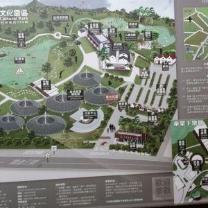 六堆客家文化园区旅游景点攻略图