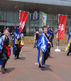 [冈山游记图片] 飘在关西-冈山夏日祭