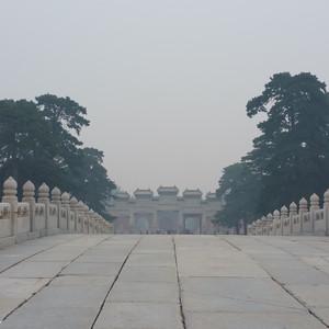 易县游记图文-气势恢弘的皇家陵园——清西陵