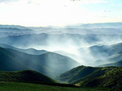 大海陀自然保護區