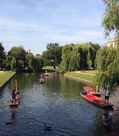 [剑桥游记图片] 飘扬的米字旗与馒头的巡礼之年(1)