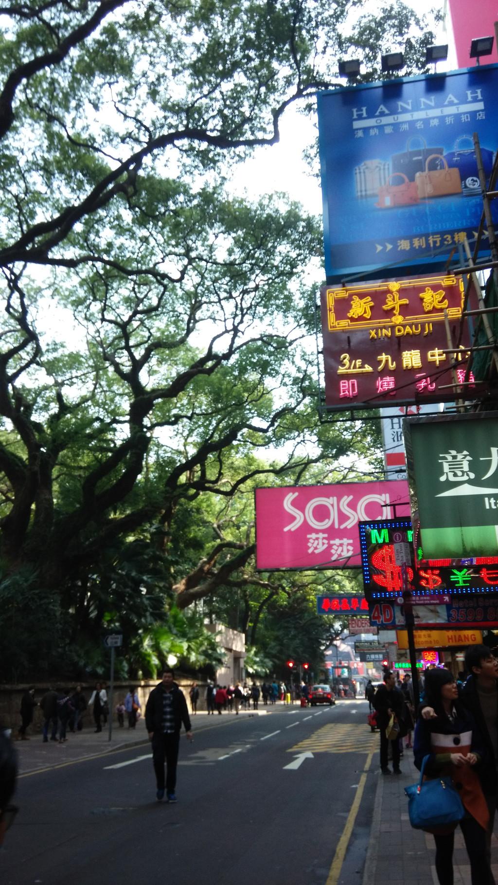 慢游时光—手绘最全的香港一日游攻略(人文无购物) - 香港游记攻略【携程攻略】