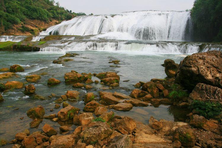 陡坡塘瀑布1