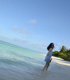 [马尔代夫游记图片] Zitahli—梦幻的海