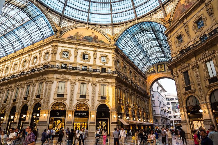 Galleria Vittorio Emanuele II2