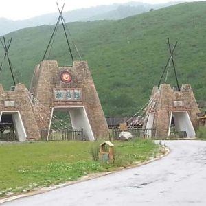 格萨拉生态旅游区旅游景点攻略图
