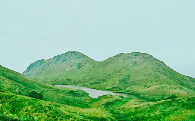 【去南国看草原】在大嵛山岛量一段海与天的距离