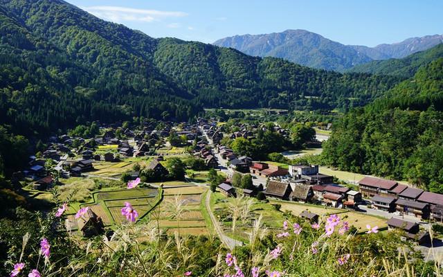 日游进阶版——高山北陆六日行 名古屋、白川乡、下吕、高山、金泽、富山