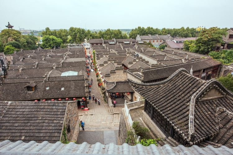 Xijindu Ancient Street1