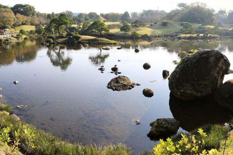 水前寺公園3