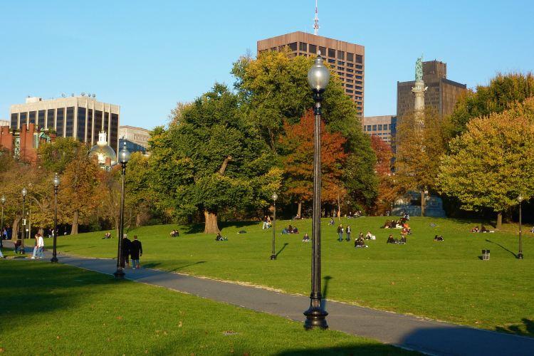 波士頓公園2