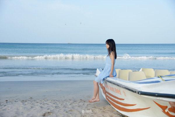 在印度洋的夏天Sri Lanka