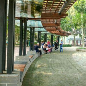 裕西公园旅游景点攻略图