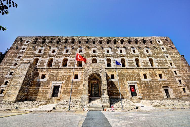 Aspendos Antik Tiyatrosu4