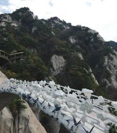 [大别山景区游记图片] 误打误撞的天堂寨和不期而遇的徐凤冲村红叶
