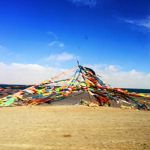 互助游记图文-#大美青海,相约在冬季#冬游青海,感受不一样的风土人情
