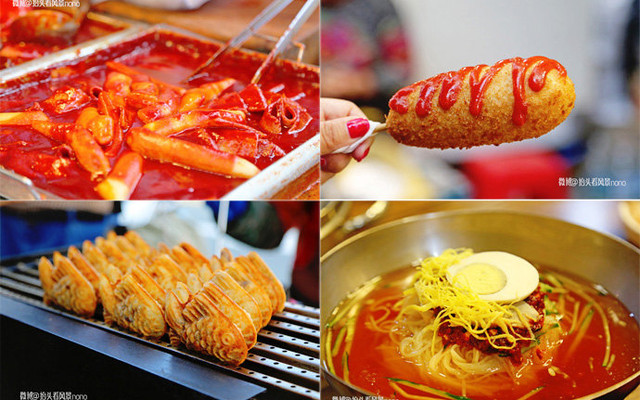 韩国釜山】逛吃逛吃 从老市场开始