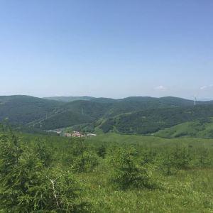 长城岭风景区旅游景点攻略图