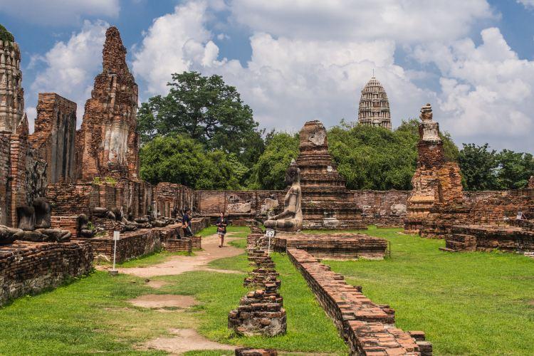Ayutthaya Historical Park4
