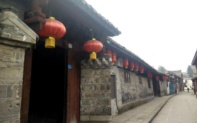 阆中古城:明清宅第,古韵悠然