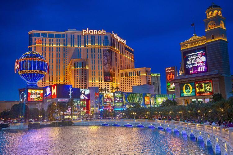 Las Vegas Strip1