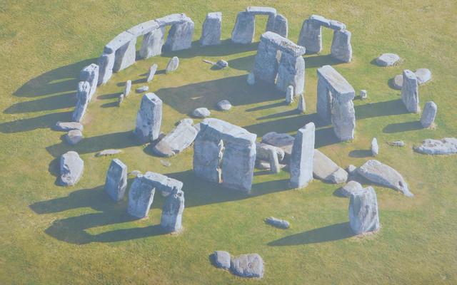 我用最原始方式在英国画了一个椭圆(自助穷游不列颠)