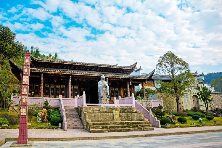 Mingqing Park (West Gate)2