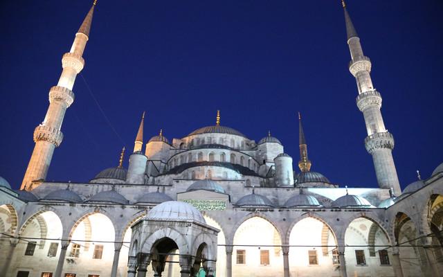 游荡在亚欧的十字路口--土耳其游记