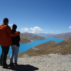 浪卡子游记图文-2015年10月,12天西藏行,不徒步不搭车,双飞包车人均1.25W