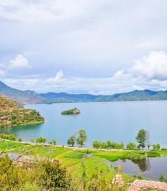 [泸沽湖游记图片] 人类最后的母系王国——『泸沽湖』美如仙境