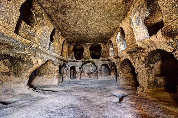 Eski Gumusler Monastery3