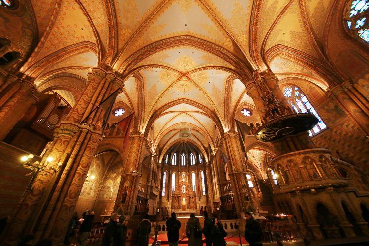 馬加什教堂2
