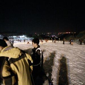 兰州安宁大青山滑雪场旅游景点攻略图