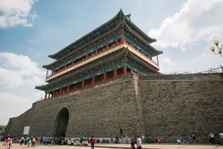 The Zhengyangmen Gate2