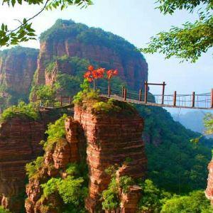 锦山风景区旅游景点攻略图