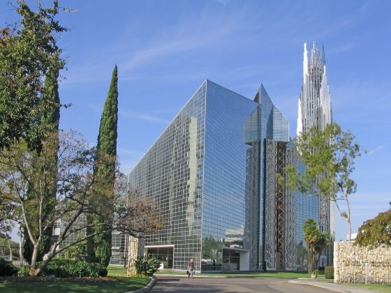 Los Angeles Chrystal Cathedral