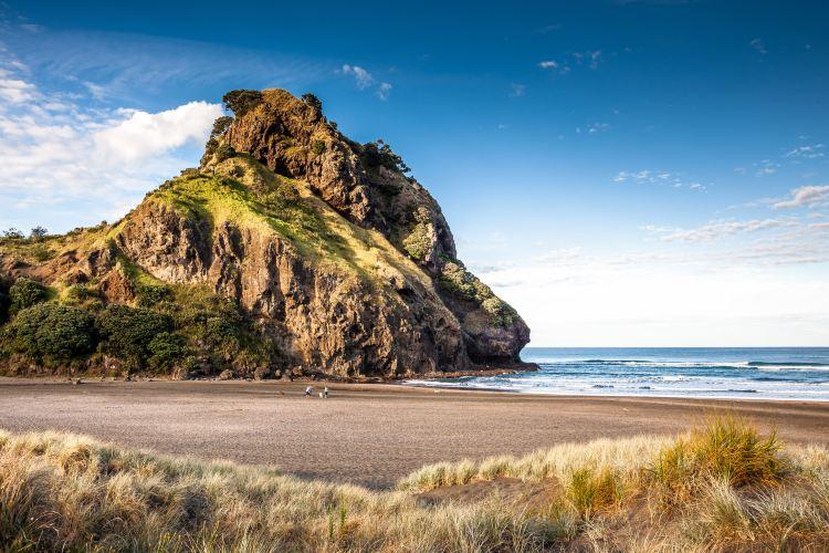 Piha Beach1