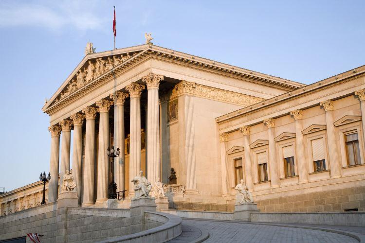 奧地利國會大廈3