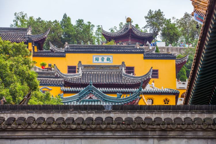 Jinshan Temple3