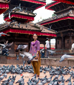 [加德满都游记图片] 11天,我们在尼泊尔的未满之旅(博卡拉+纳加阔特+巴德岗+加德满都)
